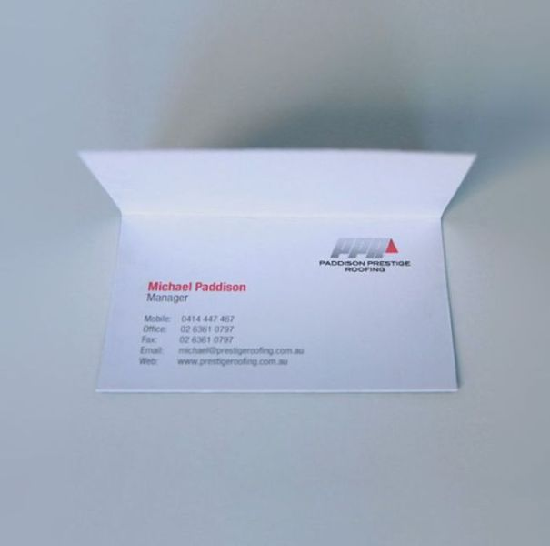 Not Your Typical Business Cards