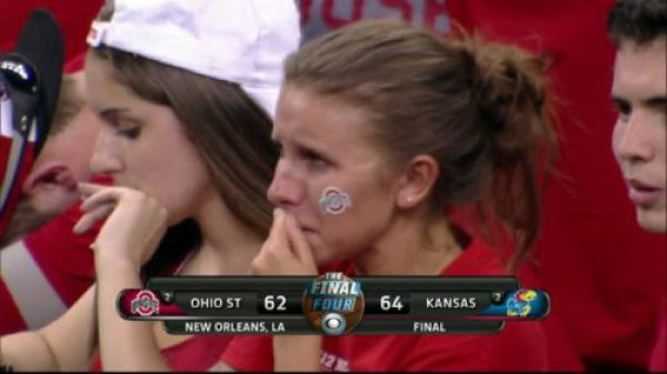 Sports Fans Who Are Way Too Upset