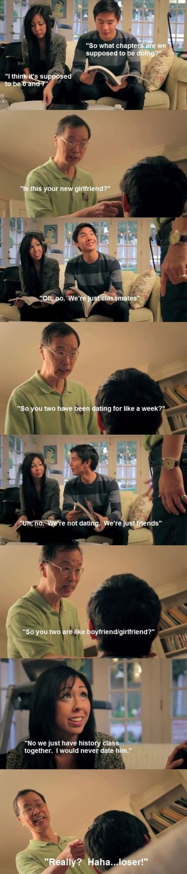 Troll Asian Dad