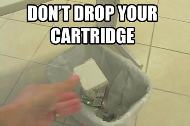 How to Squeeze a Bit More Ink from Your Printer Cartridge