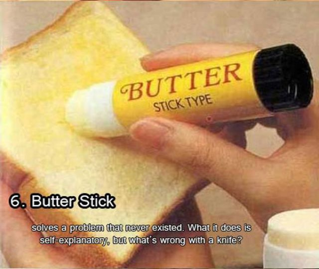 The Craziest Inventions
