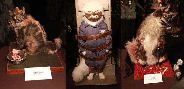 Scary Monster Art