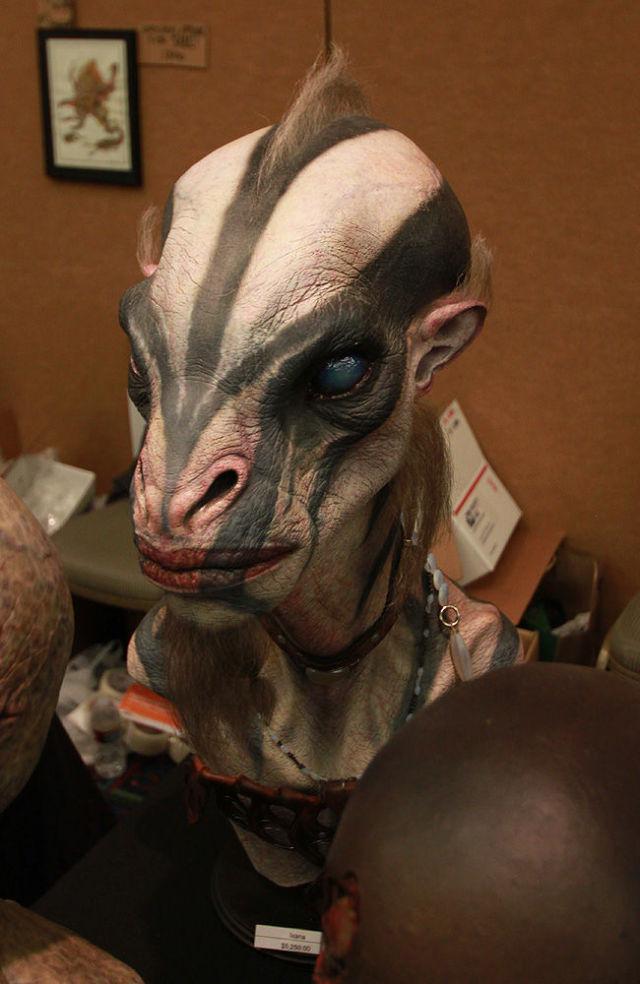 Scary Monster Art (51 pics) - Izismile.com