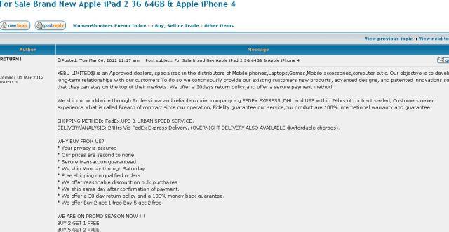 New Apple iPad 2 3G 64GB