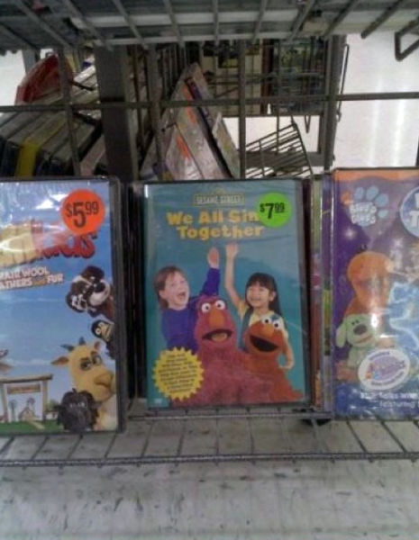 Price Tags Placed Totally Wrong