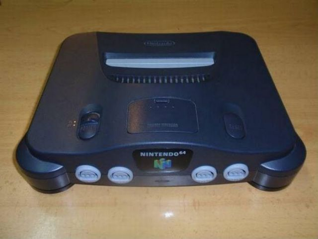 Nintendo 64 Amazing Transformation