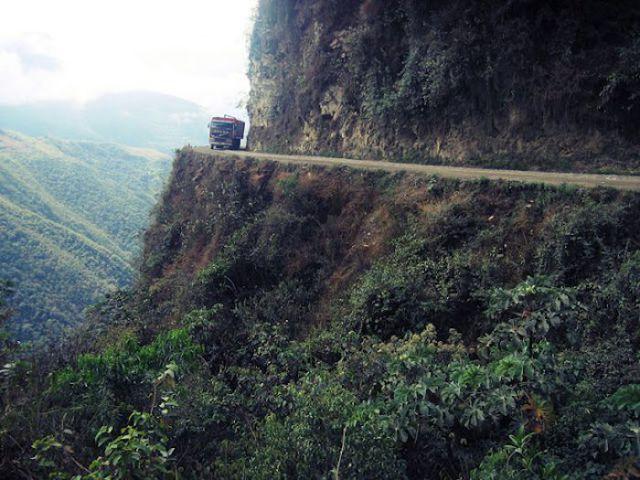 Really Hazardous Roads