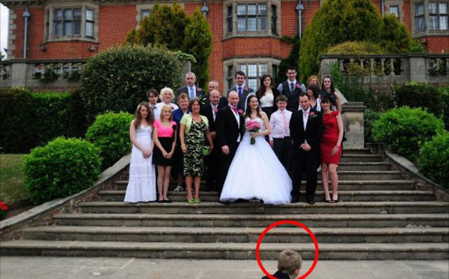 Can There Be Wedding Pictures Any Worse Than These?