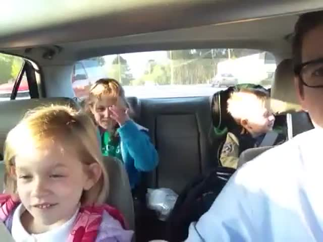 Parenting Win – Kids Singing Bohemian Rhapsody on the Way to School