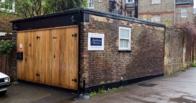Shed in London Has a Sky-High Asking Price