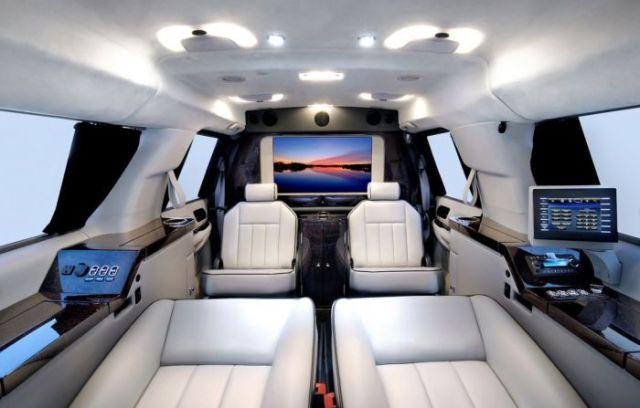 The Becker Cadillac Escalade Mobile Office (22 pics ...