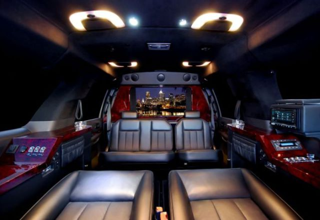 The Becker Cadillac Escalade Mobile Office