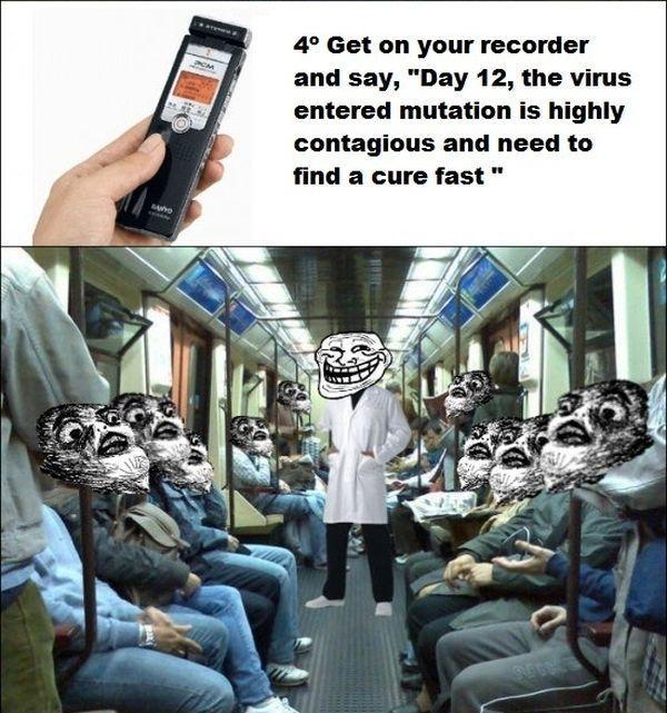 Troll Virus