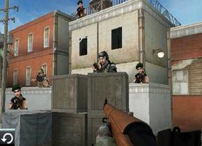 Zombie Shooting Invincible