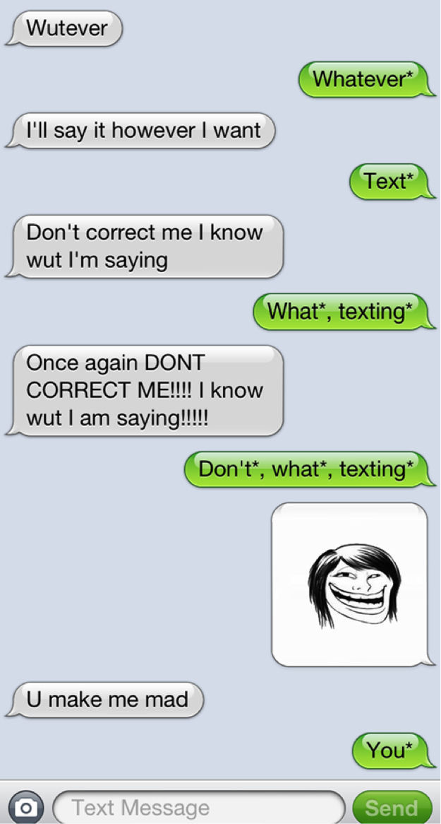 Funny Texting Failures