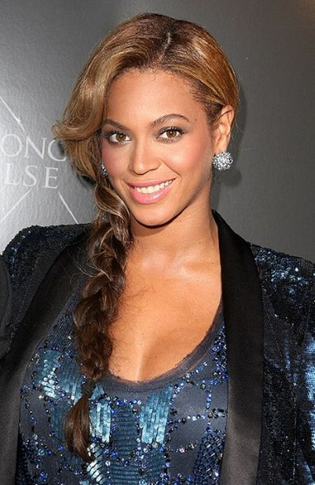 Beyonce's Beauty over the Years