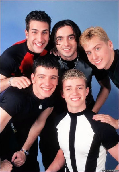 This Is Why Chris Kirkpatrick Is a Boy Band Legend