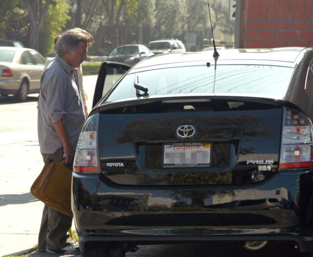 Toyota Prius Is an Ultimate Celebrity Car