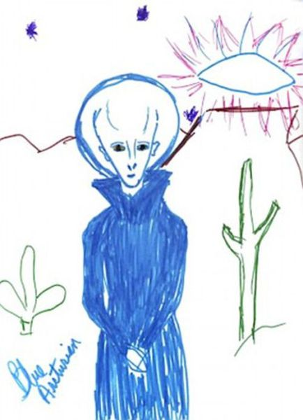 Alien Abductees Portray Their Captors