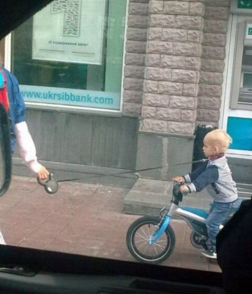 The Very Best of Parenting Fails. Part 2