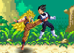 Dragon Ball Fighting Invincible