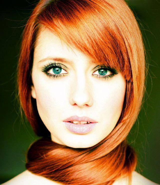 Redhead beautiful gorgous amazing naked
