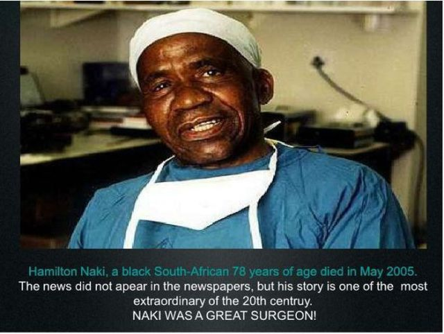 Hamilton Naki – Unfairly Underrated Surgeon