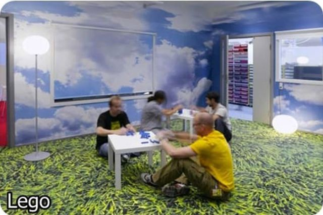 The Most Amazing Offices Ever