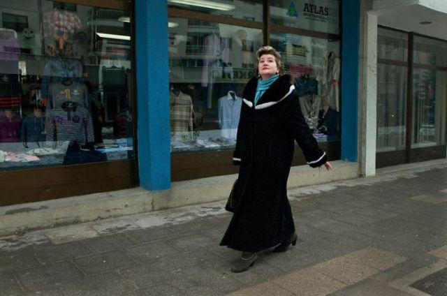 Sarajevo People Retrospective Pictures