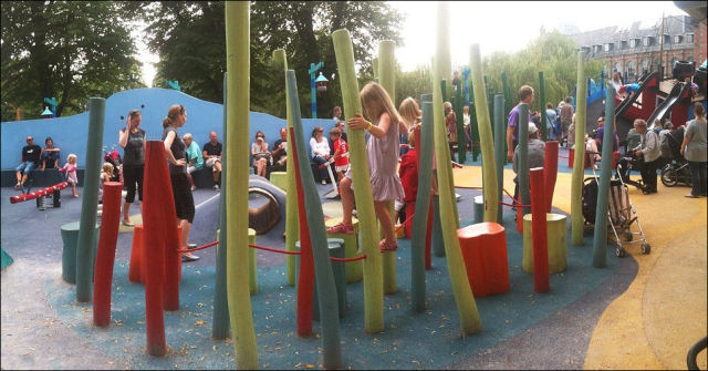 Fantastic Playgrounds for Children