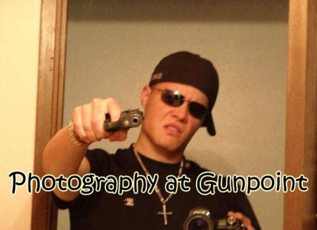 I Want to Be a Gangsta