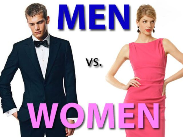 Men vs. Women