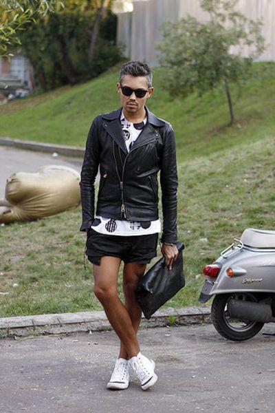 Moscow Men's Terrible Street Fashion