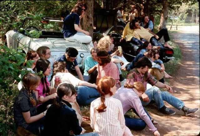 The Groovy '70s In the United States