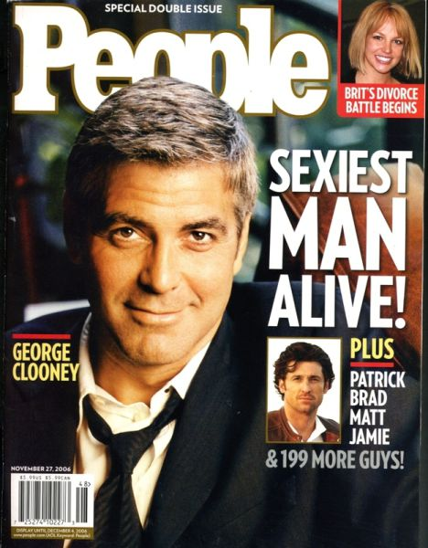 George Clooney: From Kid to Heartthrob