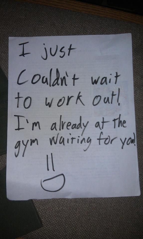 This Roommate Despises Working Out