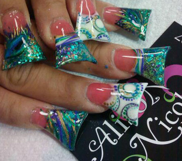 A Nail Trend for the Birds