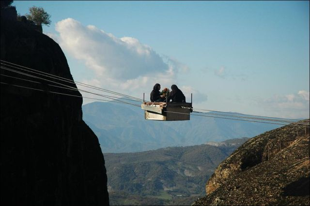 Scary Ropeways That Will Give You Sensations for the Rest of Your Life