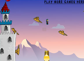 Shoot Crazy Birds