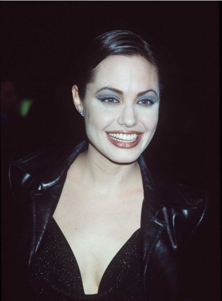 Angelina Jolie Changes Styles over the Years