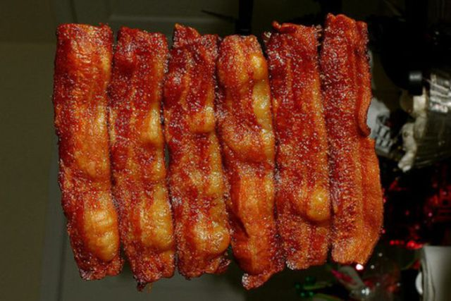 Bacon Frenzy