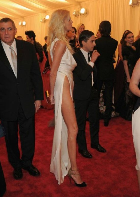 Will This Leg Top Angelina's?