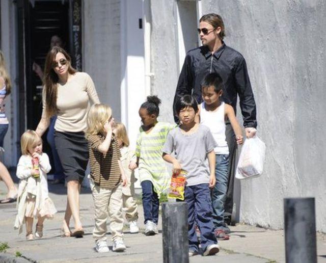 Brad Pitt's Photos from Youth till Now