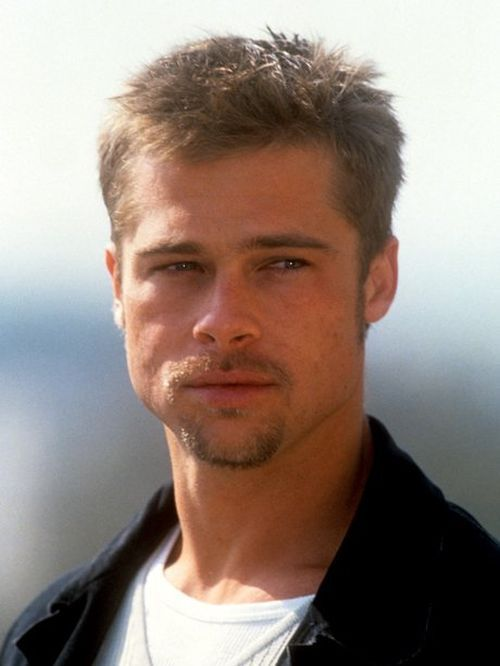 Brad Pitt's Photos from Youth till Now