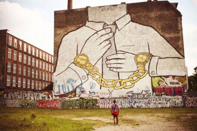 Street Art Masterpieces