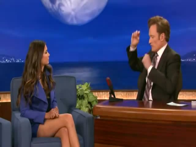 Conan Has the Best Job in the World or What?