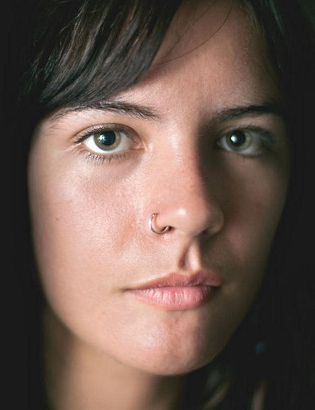 Attractive Communist Activist Camila Vallejo