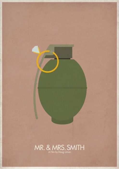 Cool Minimalist Posters. Part 2