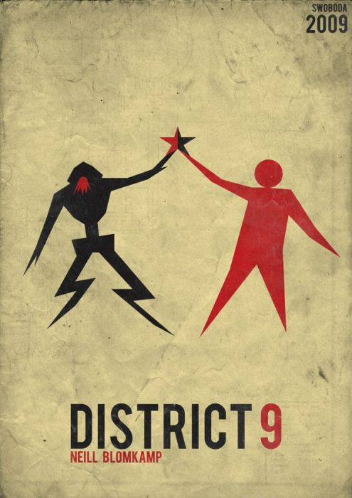 Cool Minimalist Posters. Part 2