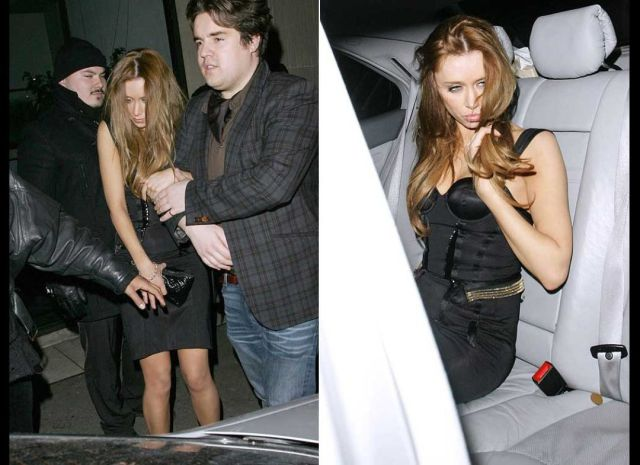 A Little Too Much Booze for These Celebrities